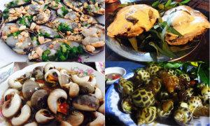 8 món hải sản 'hút hồn' bao thế hệ học trò Sài thành
