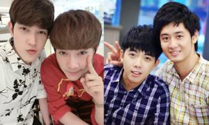 3 cặp đồng tính nam đẹp đôi nổi tiếng Thái Lan