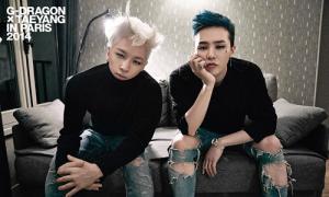 Tae Yang nói về sự cạnh tranh cùng G-Dragon
