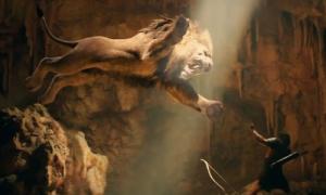 Loạt quái vật đáng sợ xuất hiện trong Hercules