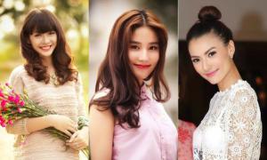 Những sao Việt sở hữu nhan sắc tiềm năng thi Hoa hậu