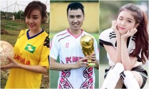 Hot teens Việt háo hức với từng trận cầu World Cup