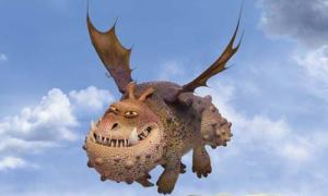 Thế giới rồng siêu sáng tạo trong 'How to train your dragon'