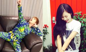 Sao Hàn 30/6: Hong Ki lòe loẹt như vẹt, Hyun Ah e lệ bên hoa