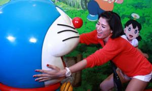 Sao Việt đua nhau hồi teen với Doraemon