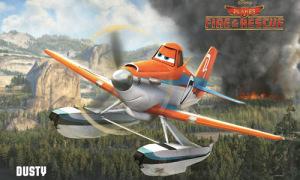 Bước vào thế giới bao la với những nhân vật sinh động của Planes