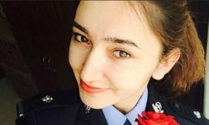 Nữ cảnh sát xinh đẹp được dân mạng 'tung hoa'