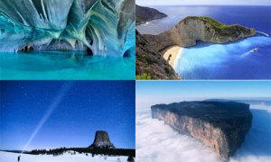 17 điểm đến 'siêu thực' đẹp đến không tưởng trên thế giới