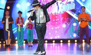 Cậu bé nhảy điêu luyện như Michael Jakson
