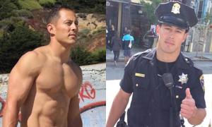 Anh cảnh sát nóng bỏng hấp dẫn cả hai giới