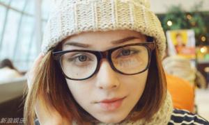 Cô gái lai Nga - Nhật có nét đẹp hoàn hảo như truyện tranh