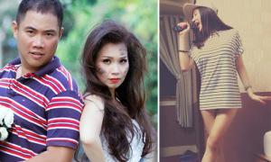 Facebook sao 20/7: Cẩm Ly làm cô dâu lem luốc, Phương Trinh khoe chân với áo 'không quần'