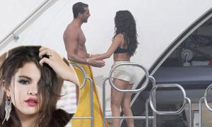 4 biểu hiện bất cần của Selena Gomez khi thất tình