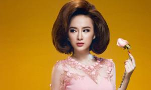Hot or not: Phương Trinh hóa quý cô cổ điển với tóc phồng tướng