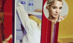 Sao Hàn 8/8: Hyo Yeon tự 'ướp lạnh' bản thân