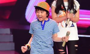 'Cậu bé Hàn Quốc' tiếp tục làm náo loạn 'Voice nhí'