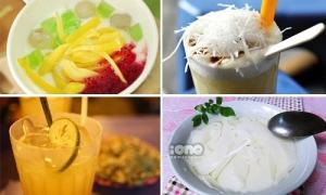 Thổi bay cơn nóng Hà Nội với 6 món uống 'hạt dẻ'