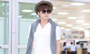 Hot or not: Rời style 'bà cô', Jang Geun Suk men-lì bất ngờ