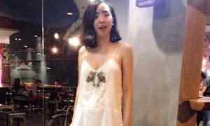 Hot or not: Tóc Tiên diện váy hai dây cũn cỡn như áo
