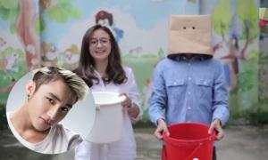 Hot teens Việt rần rần thách nhau dội nước đá
