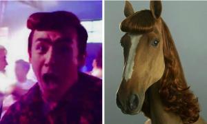 Sao Hàn 5/9: Nich Khun bị ví như mặt ngựa