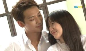 Sao Hàn 6/9: Krystal cười ngượng khi thân mật Bi Rain