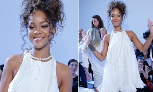 Hot or not: Rihanna bất ngờ đổi phong cách búp bê