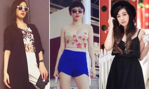 Street style long lanh của xì ta, hot girl Việt tuần qua