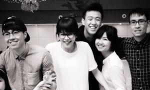 Bạn gái HuyMe đăng ảnh kỷ niệm 49 ngày Toàn Shinoda