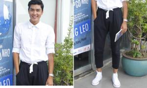 Hot or not: trai đẹp Next Top khoe chân dài kiểu mới