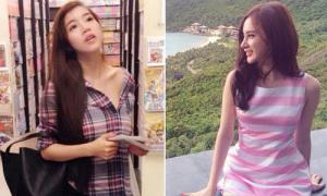 Sao Việt 21/9: Elly Trần đi học cũng sexy, Phương Trinh kín đáo khác lạ