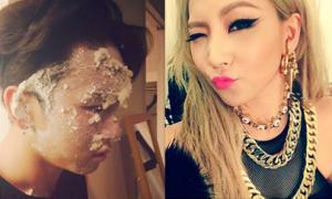 Sao Hàn 23/9: Key 'dính chưởng' bánh kem, CL vòng vàng đầy người