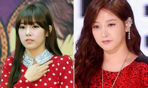 So Yeon (T-ara) lộ khuôn mặt chỉnh sửa khác thường