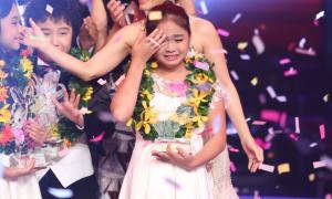'Cô bé đu đủ' Thiện Nhân đăng quang 'Voice nhí 2014'