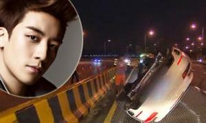 Seung Ri bị kết tội vì lái xe quá nhanh gây tai nạn