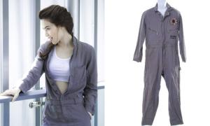 Hot or not: Hà Hồ lạ lẫm với jumpsuit 'công nhân'