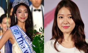 Tân hoa hậu Hàn bị chê là phiên bản lỗi của Park Shin Hye