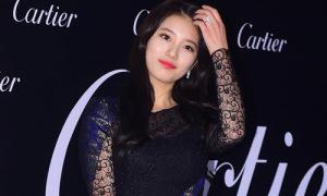 Hot or not: Suzy già dặn với váy đáp ren rườm rà