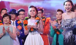 Giang Hồng Ngọc giành ngôi Quán quân 'X-Factor'