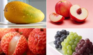 10 loại hoa quả chứa độc bạn vẫn vô tư ăn hàng ngày