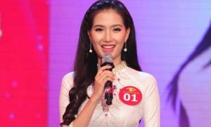 Hot girl Linh Sunny đăng quang Én vàng 2014