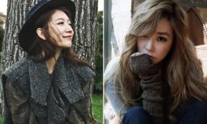 Park Shin Hye, Tiffany khoe vẻ trong trẻo ngày lạnh