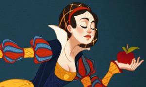 Phiên bản kém xinh của loạt công chúa Disney