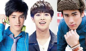 Ba hot boy Thái làm xao xuyến trái tim teen girl