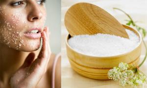 Làm đẹp từ A tới Z hiệu quả với muối