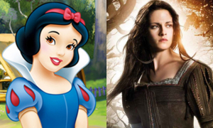 Soi nhan sắc phiên bản điện ảnh của các nhân vật Disney
