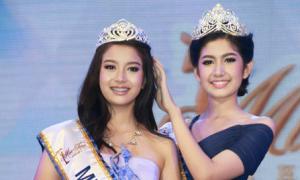 Nhan sắc thiếu nữ xinh đẹp nhất Thái Lan
