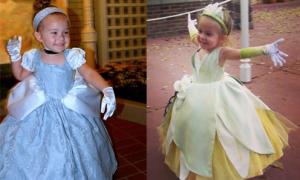 Cô bé 3 tuổi hóa công chúa Disney cực yêu