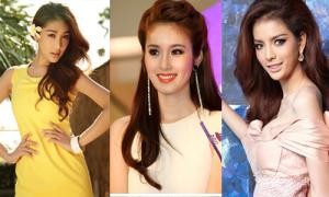 4 mỹ nhân chuyển giới Thái Lan đẹp hơn hoa hậu