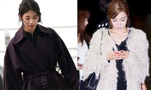 Loạt trang phục mùa đông kém xinh của xì ta Hàn